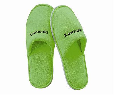 Pantofole House Slippers Ciabatte Kawasaki Orginal Nuovo 39-40 237spm0070-mostra Il Titolo Originale Fabbricazione Abile