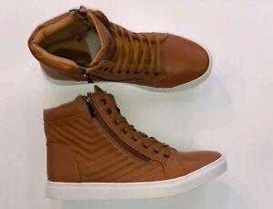Schnürsenkel Hellbraun Top Mit High Schuhe Details Zu Farbeamp; Herren Bequeme Kamel Sneakers sQrCdBtxh