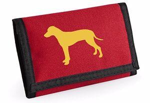 Rhodesian-Ridgeback-Wallet-Purse-Rip-Stop-Birthday-Gift-Choice-of-Colours