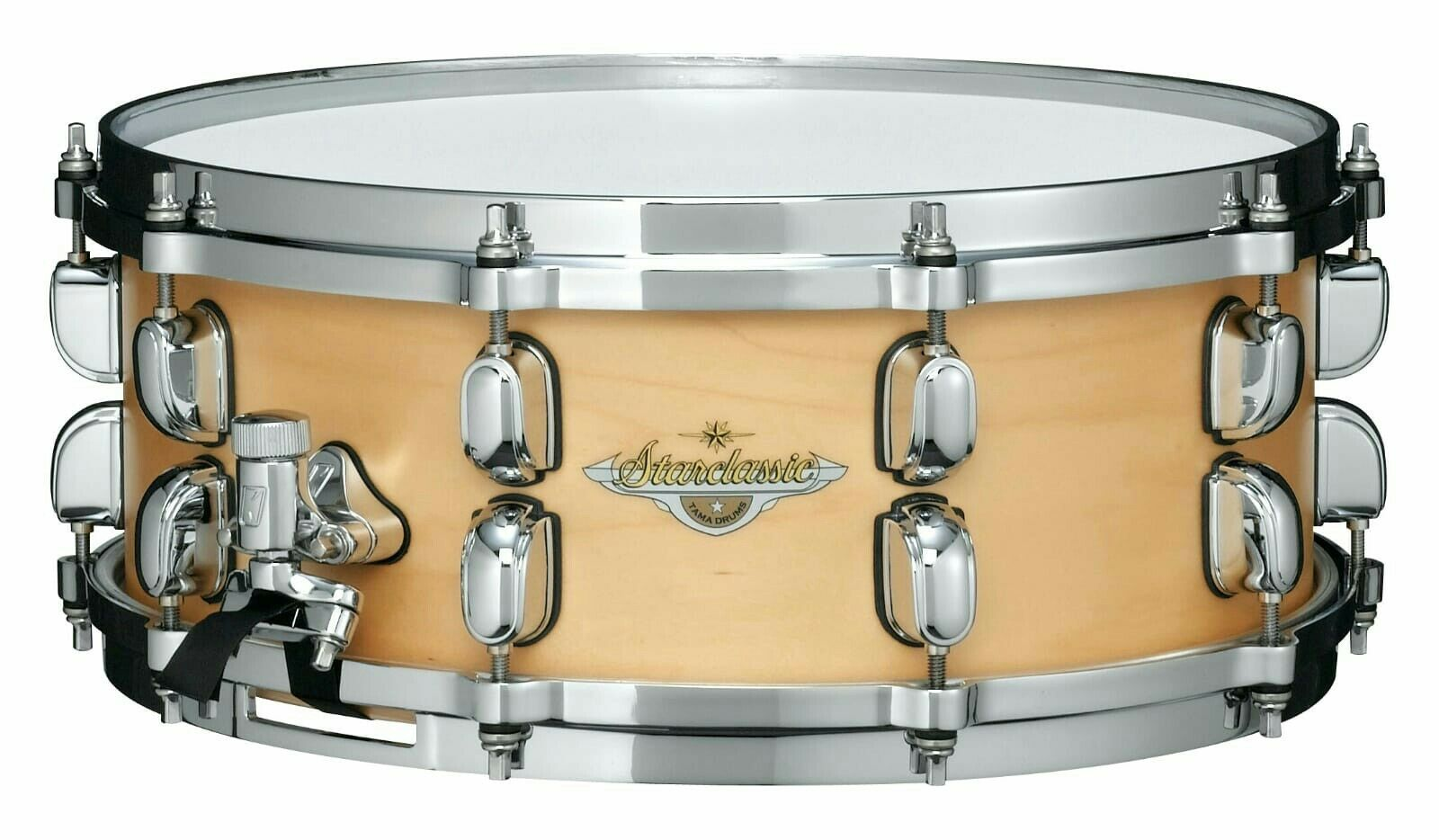 Tama Starclassic mas1465-atm Maple Snare Drum Antique Maple, 14  x 6,5