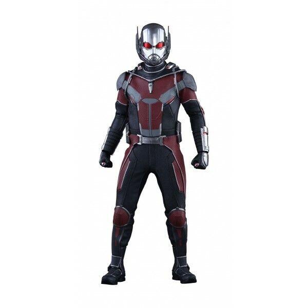 heta leksaker Civil War Ant -Man MMS 362 1  6 actionfigur nerpackad