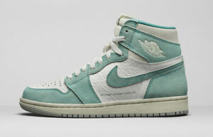 51d8d6142e44 2019 Nike Air Jordan 1 OG High Turbo Green size 13. 555088-311. Teal ...