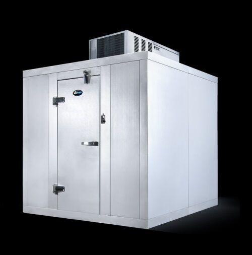 10 X10 X7 10 Foster Walk In Cooler With Refrigeration Floor For Sale Online Ebay