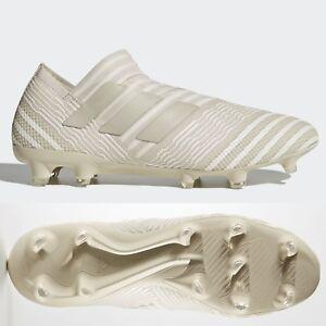 5f2368f141a3 adidas Nemeziz 17+ 360 Agility FG Football Boots Brown Laceless ...