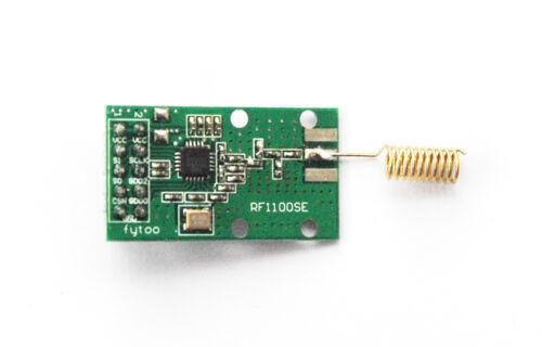 Módulo Inalámbrico 915 MHz//CC1101 Inalámbrico Módulo de transmisión de datos