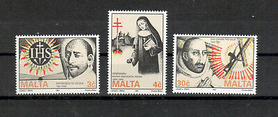 Briefmarken Aufstrebend Malta Michelnummer 856-858 Postfrisch Malta intern: Land