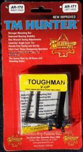 Sporting Goods Archery Aspiring Golden Key Tm Hunter Toughman Arrow Rest Rh Ar170 *new Improved Arrow Holding* Good Heat Preservation