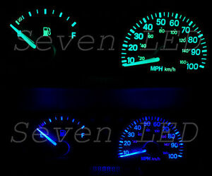 Image Is Loading Jeep Cherokee Xj 97 01 Led Dash Instrument