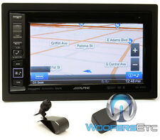"""ALPINE INE-W960 6.1"""" TV CD DVD GPS BLUETOOTH PANDORA NAVIGATION SIRIUS XM READY"""