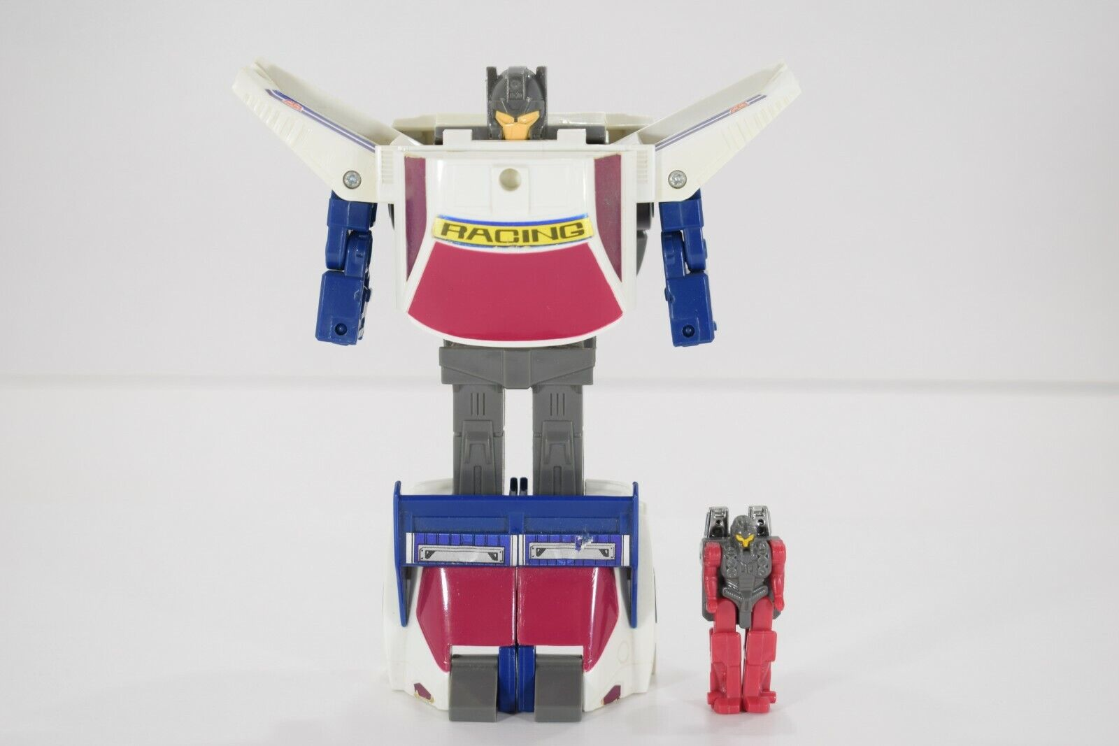 Transformers G1 Generation 1 Godmaster C-304 LightFoot Takara Japan 1975 Vintage