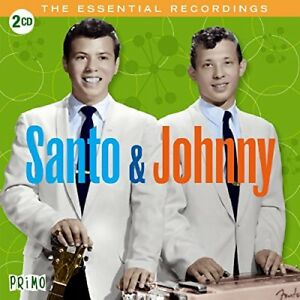 Santo-and-Johnny-The-Essential-Recordings-CD