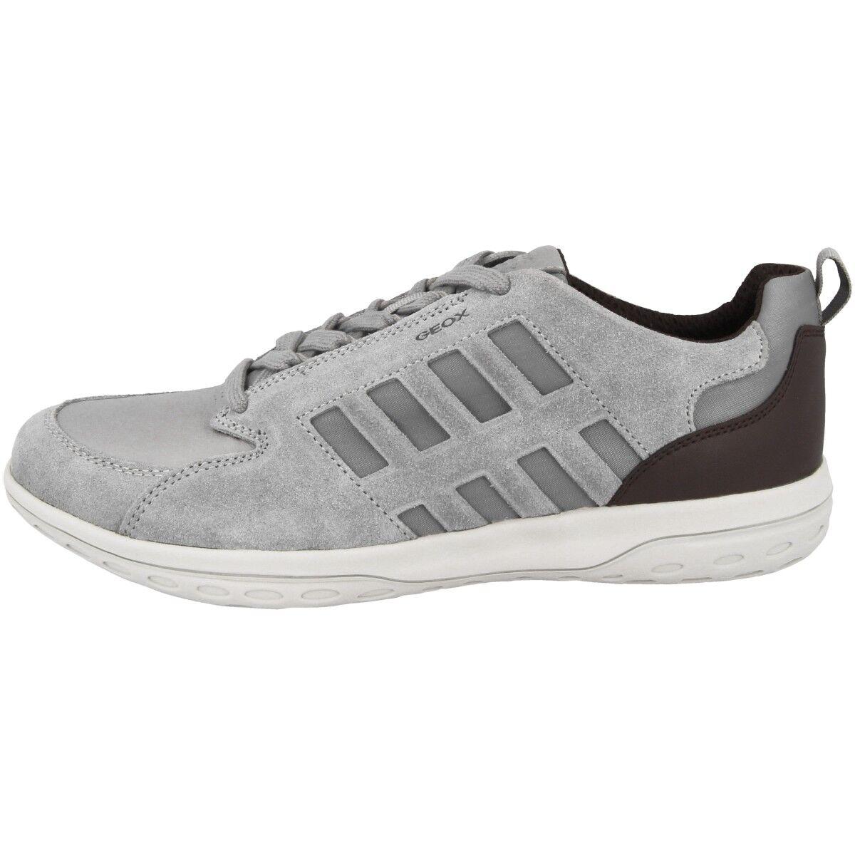GEOX U Mansel A Schuhe Herren Freizeit Sneaker Halbschuhe navy U824AA02285C1L7J