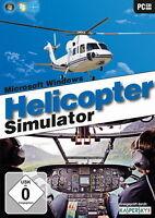 Pc Computer Spiel Helicopter Simulator 2014 V.i.p. Helicopter Simulaton Neu