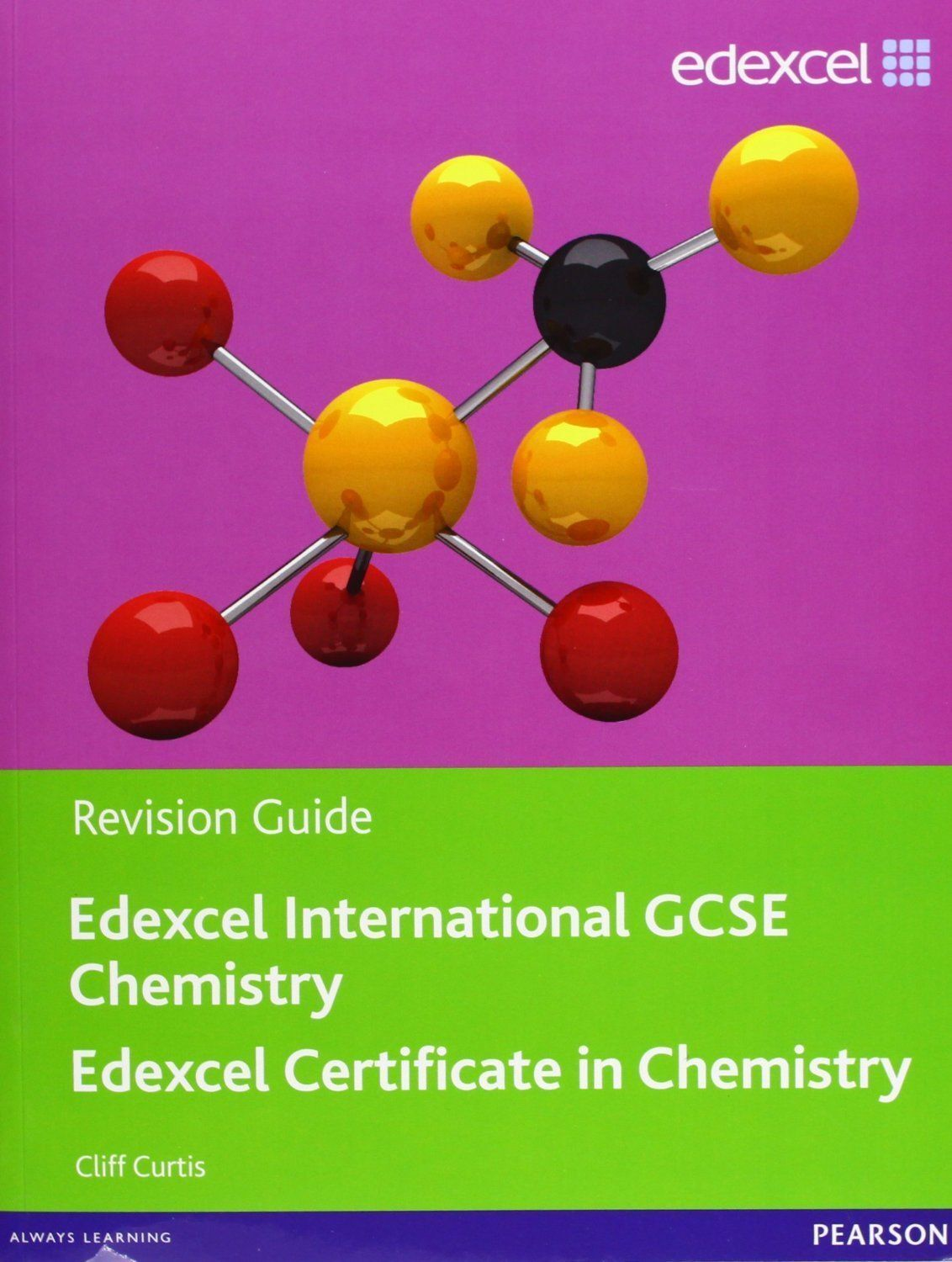 Edexcel IGCSE Chemistry Revision Guide with Student CD by Cliff Curtis  (Mixed media product, 2011) | eBay