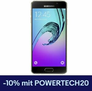 Samsung Galaxy A3 (2016) Gold, Android Smartphone