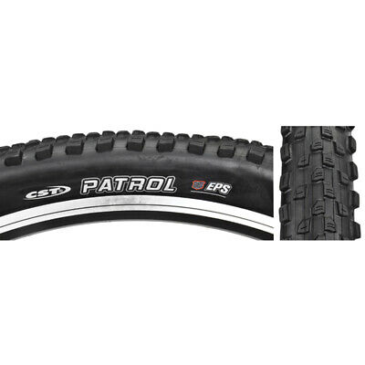 Cst Caballero C1563 Wire Bead Tire 29 X 2.25 Black Wall Bike