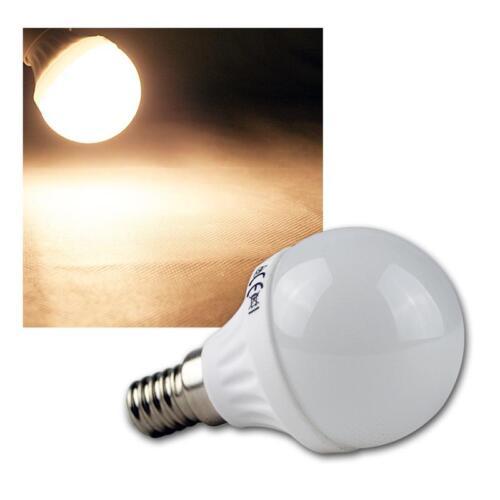 ampoule 400lm poire ampoule e-14 LED Gouttes Lampe e14 5w blanc chaud