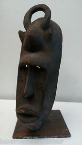 ancien-masque-africain-Old-african-mask-Cote-d-039-ivoire
