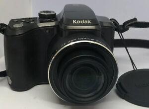 Kodak-Easyshare-Z981-14-MP-Digital-Point-and-Shoot-Camera-Parts-Or-Repair