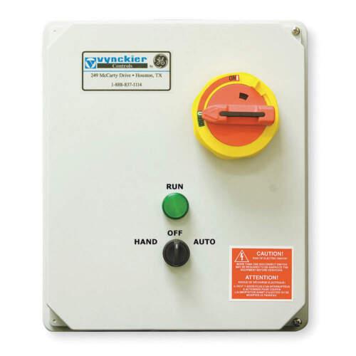 GE GE-CE0610SSPT IEC Combo Str,6.3-10 A,120V Coil,4X Enc