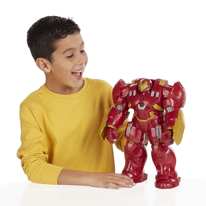 Avengers Age Of Ultron Hulk Buster Armor Titan Hero Series 13