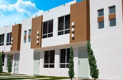 Casa Nueva en Venta 2 Recamaras cerca de CDMX en Fraccionamiento Privado Escuela Hospital Comercio