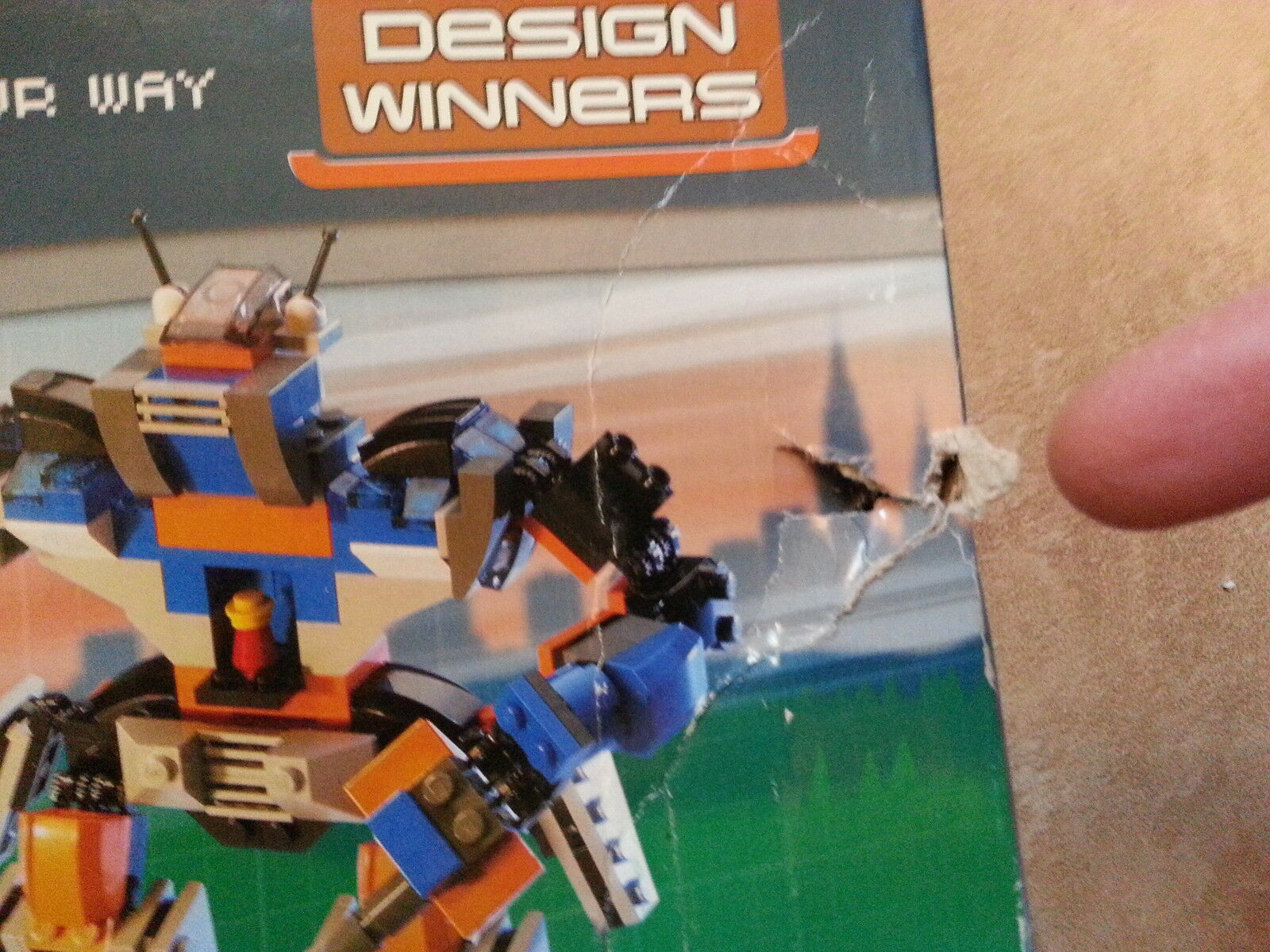 Lego factory (5525) (5525) (5525) amusment park RARE bcc114