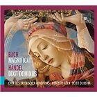 Bach: Magnificat; Händel: Dixit Dominus (2013)