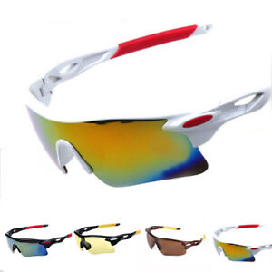 Men-039-s-Cycling-Sunglasses-Driving-Aviator-Outdoor-Sport-Eyewear-Glasses-UV400