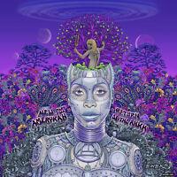 Erykah Badu Amerykah: Part Two (return Of The Ankh) Gatefold Vinyl 2 Lp