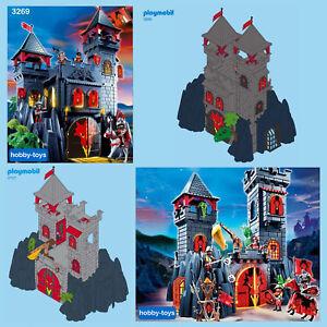 Playmobil-ROCK-RED-DRAGON-CASTLE-3269-3328-5757-Spares-SPARE-PARTS-SERVICE