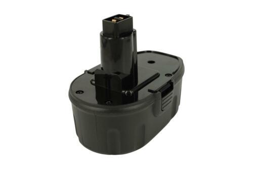 Batería de 18V 3Ah NiMH para DEWALT DCD690KL DCD760B DE9095 DCD775B DE9096 DW997K-2