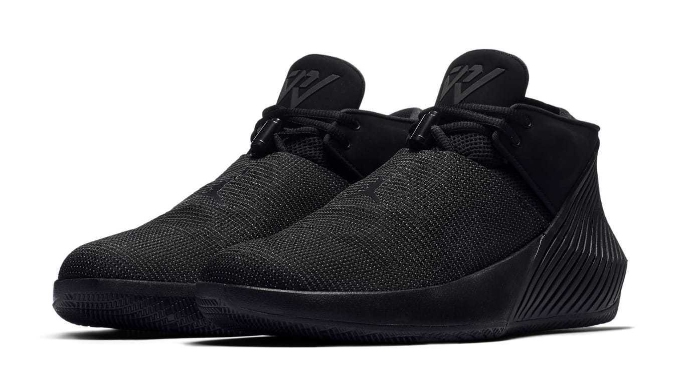 NIKE AIR Jordan Why Not Zer0.1 Low Men's Basketball shoes AR0043-001, Black