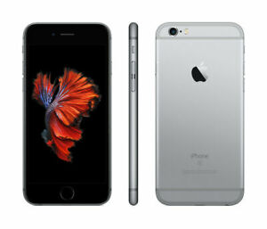 Details about iPhone 6S 32GB Space Gray (Black) Straight Talk &Total  Wireless SIM 1Y Warranty