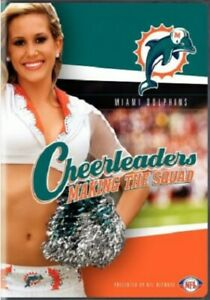 Miami Dolphins Cheerleaders Making The Squad NFL Football DVD