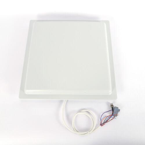 Integrative UHF RFID Card Reader15M long range 12dbi Antenna RS232//RS485//Wiegand