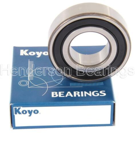 6003-2RS Ball Bearing Premium Brand Koyo 17x35x10mm 6003-2RSCM