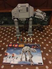 Lego Star Wars 75054 At-at 100% completo con instrucciones