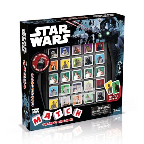 Star Wars Top emporte sur Match Board Game