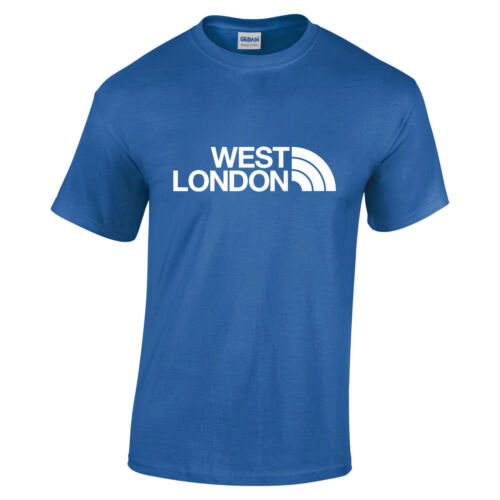 Chelsea West London t-shirt Blue Champions Football Fan Fathers Day Birthday
