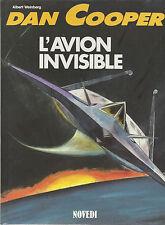 BD Dan Cooper N° 36 - L'avion invisible  - E.O. 1987 - TBE  - Weinberg A.