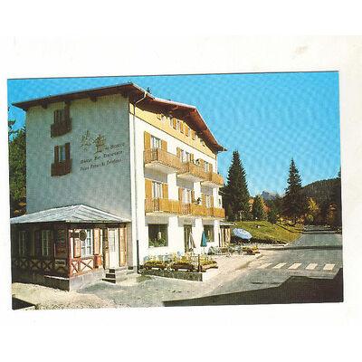 Ak Italien Südtirol Parco Naturale di Paneveggio La Biccoca Restaurant Predazzo