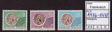 Frankreich ** Mi.-Nr. 1476-1478 - FM mit Vorausentwertung: Keltische Münze