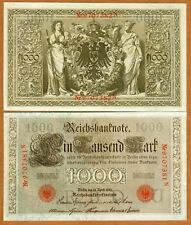 Germany, 1000 (1,000) Mark, 1910, Pick 44 (44b), XF