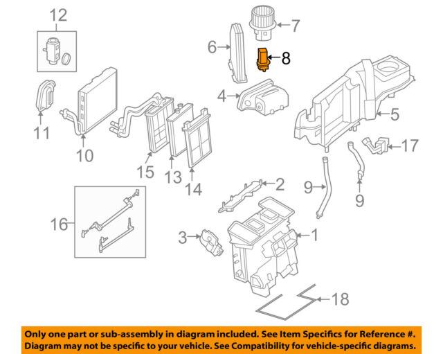 mercedes benz mb oem 2128702110 hvac blower motor resistor ebay hvac background mercedes oem 12 16 e350 control module 2128702110