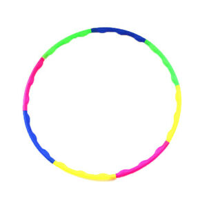 Adjustable-Colourful-Kid-Hula-Hoop-Child-Sports-Aerobics-Fitness-Gymnastic-New