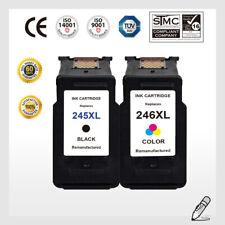 Sellyaha 2 PK for Canon PG 245xl CL 246xl Ink Cartridge Pixma Mg2420 Mg2522