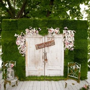 Image Is Loading 10x10ft Garden Wedding Balloon Scene Photography Backdrop Scenic