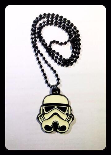 cosplay necklace Collana con pendente Star Wars Stormtrooper PENDANT D 4CM