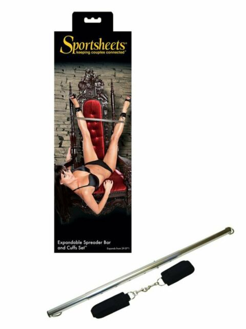 Spreader Bar & Cuffs Set